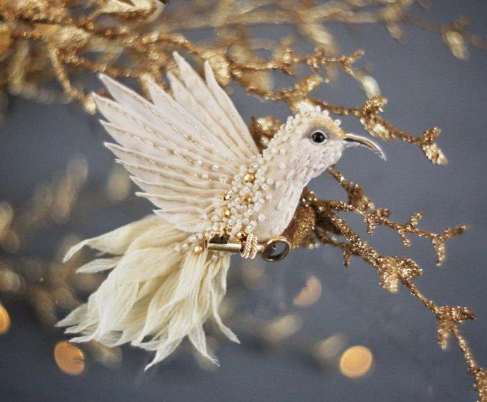 Яркие птицы Юлии Гориной