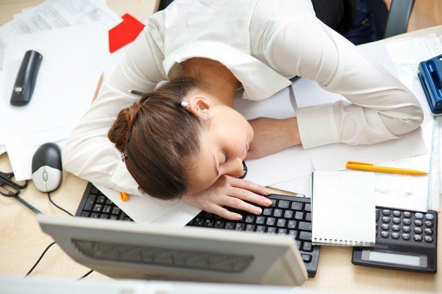 Тихий час повысит работоспоспособность