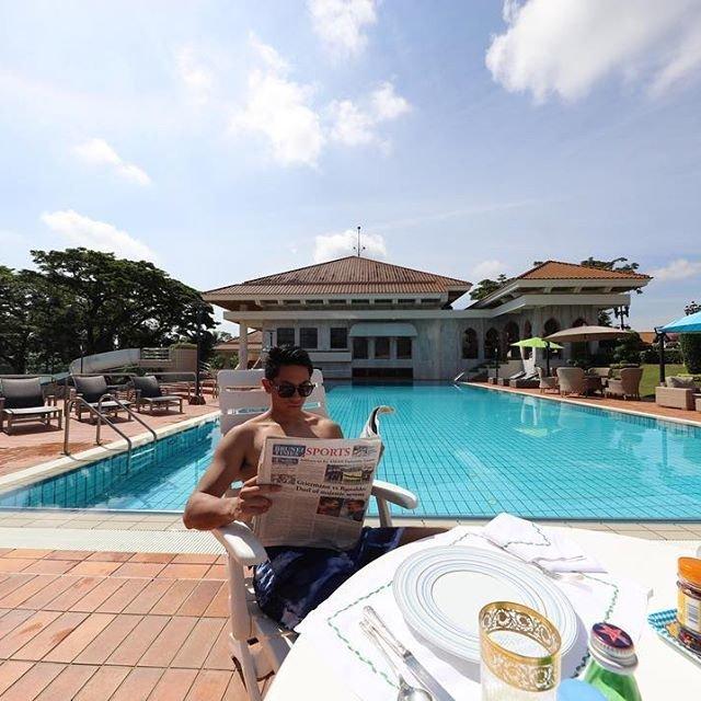 Принц Брунея -  самый завидный холостяк