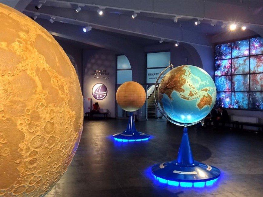 Московский планетарий приглашает изучать астрономию