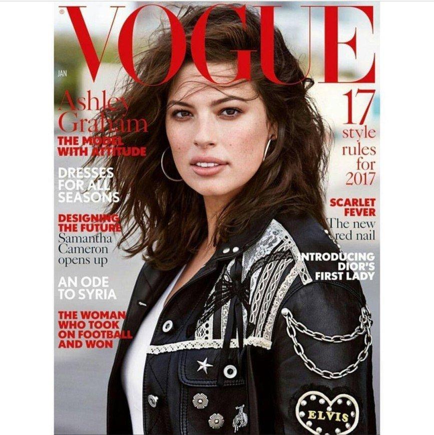 Эшли Грэм поработала автомехаником: Эшли не впервые становится героиней модных журналов. В этом году ее можно было увидеть на обложках Sports Illustrated и канадского