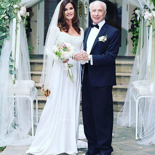 61-летняя Дженис Дикинсон вышла замуж четвертый раз