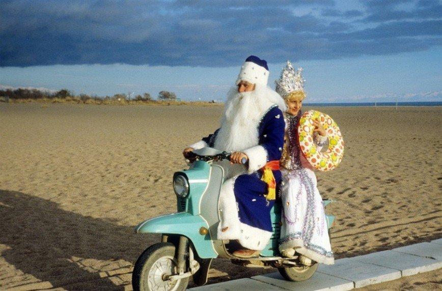 Советские Деды Морозы круче всех:
