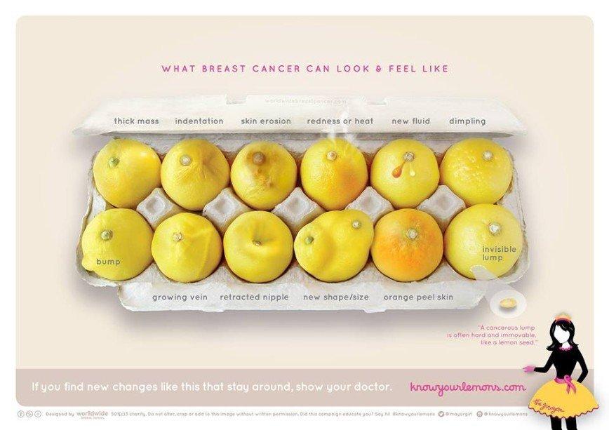 Правдивая информация о раке груди