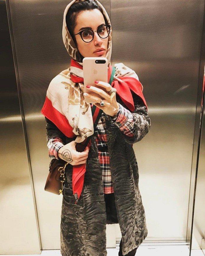 Тина Канделаки меняет шубы как перчатки