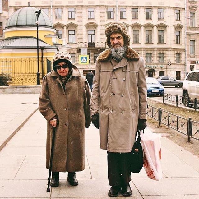 Душевный проект Преклонный Петербург