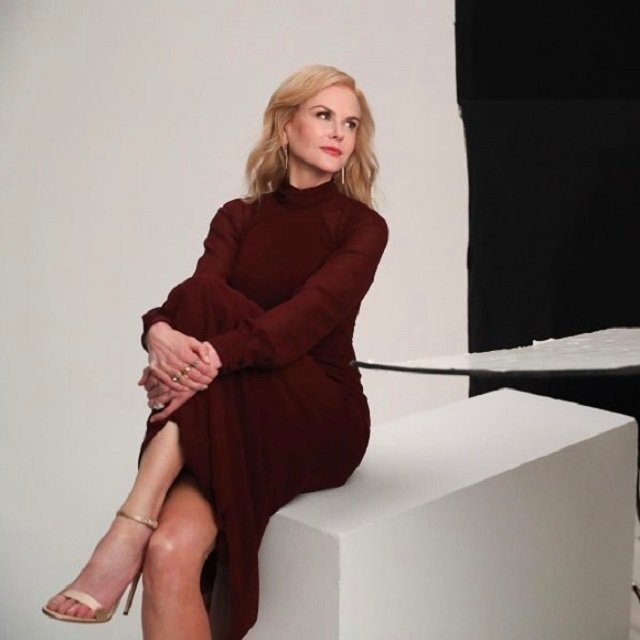 Виктория Бекхэм объявила о сотрудничестве с Николь Кидман