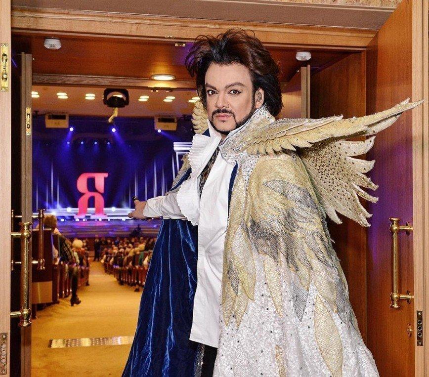 Виват, король: Филипп Киркоров празднует 50-летие
