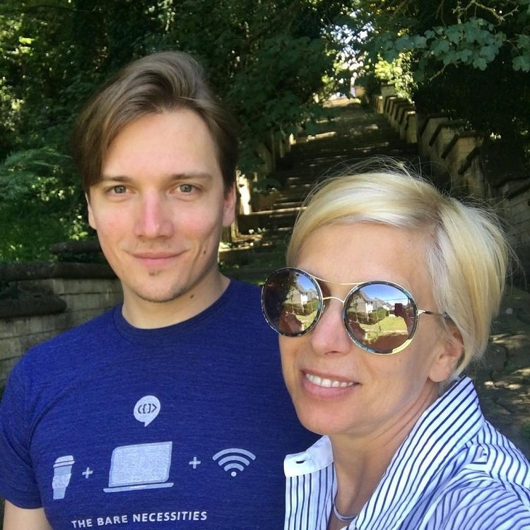 Алена Свиридова наконец-то увиделась с сыном