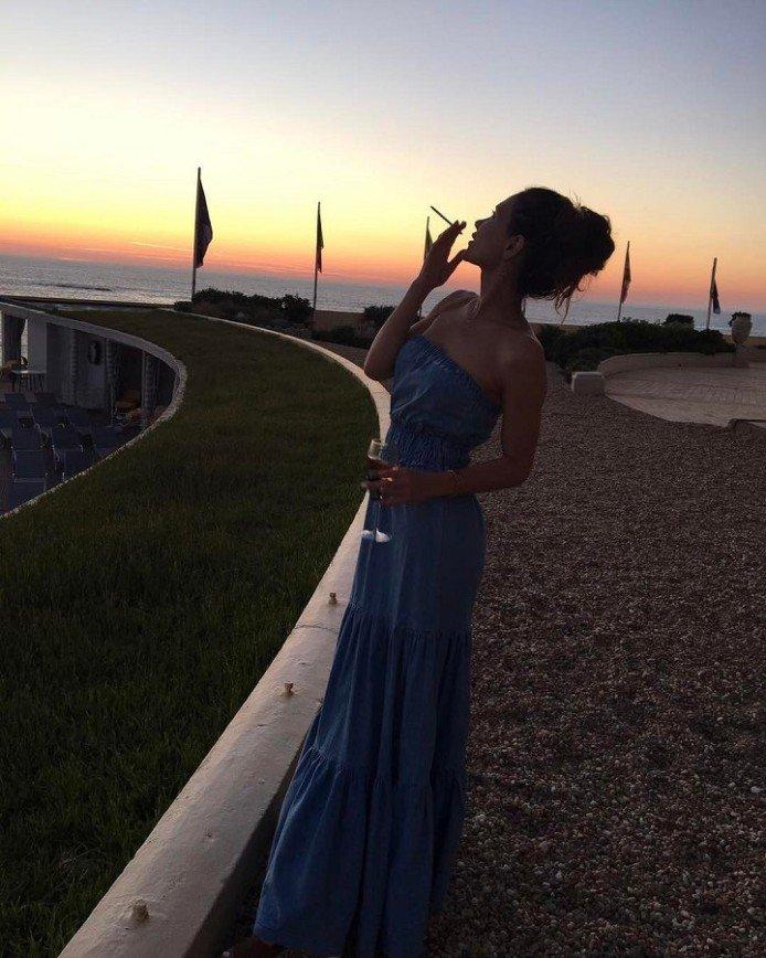Екатерину Климову резко осудили за вредные привычки