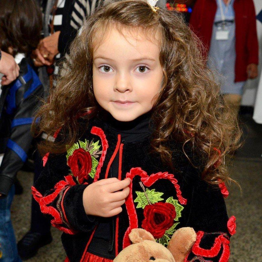 Дочери Филиппа Киркорова поклонники прочат карьеру балерины