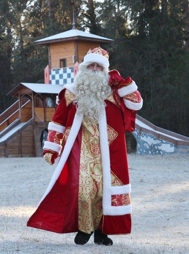 На станциях МЦК высадится отряд Дедов Морозов