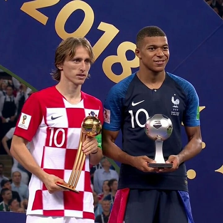20 лет спустя: сборная Франции - чемпион мира по футболу-2018