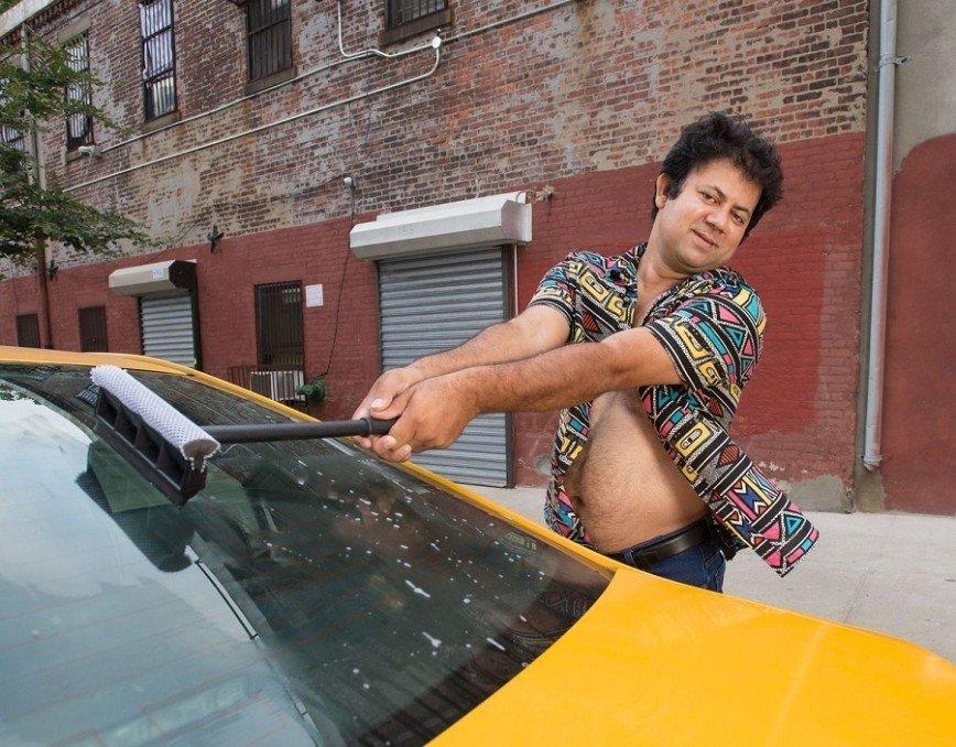 Самые сексуальные таксисты Нью-Йорка 2017
