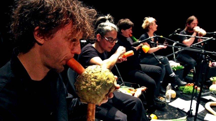 Кто сыграет овощное танго?