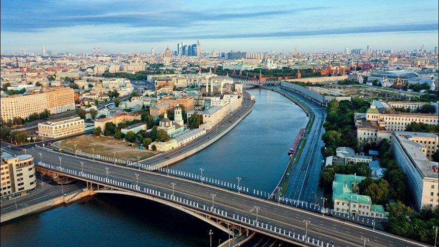 Самым экологичным городом России признана Москва