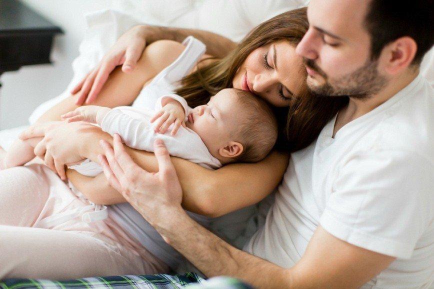 Заботливые отцы получают меньше секса от жён