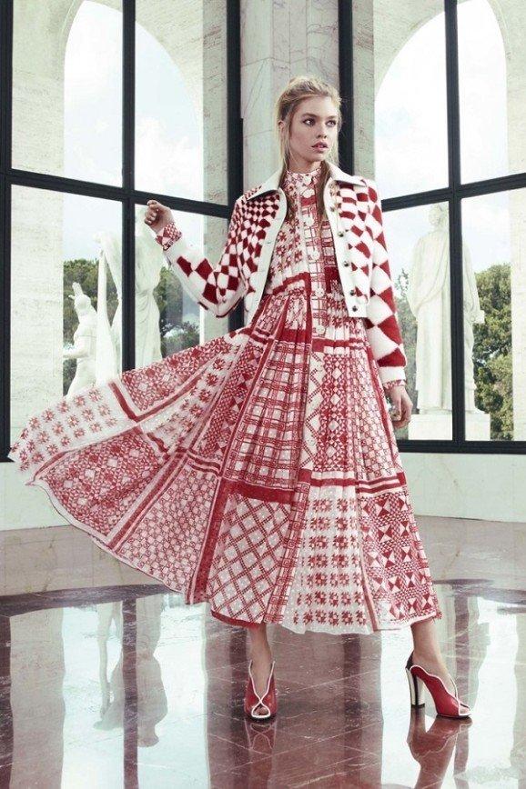 Круизная коллекция Fendi 2017