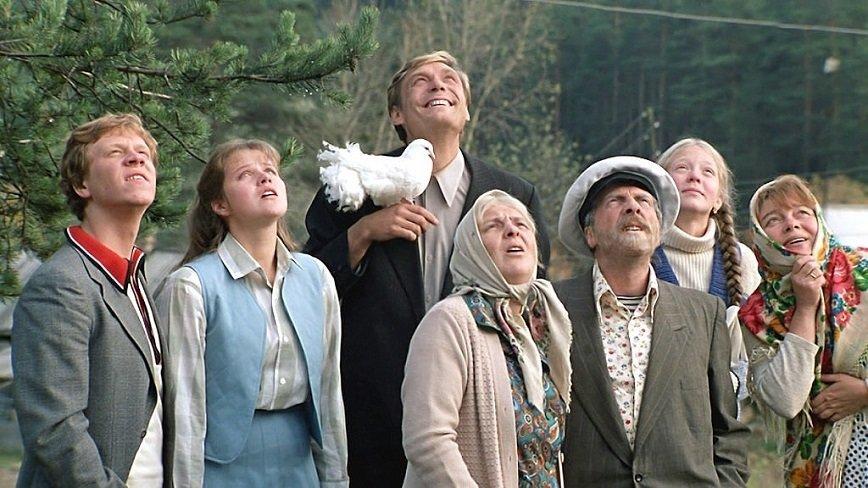 8 марта можно бесплатно посмотреть советские фильмы