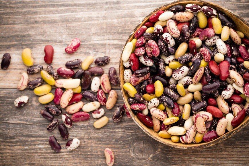 Бобовые могут помочь сбросить лишний вес