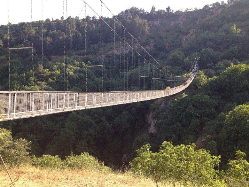 В Сокольниках построят подвесной пешеходный мост