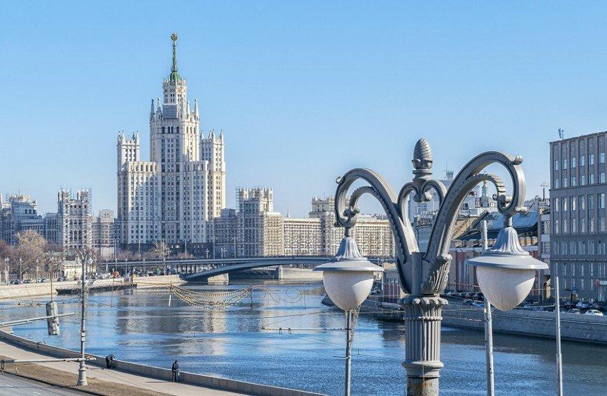 Москва вошла в десятку лидеров экологического рейтинга России