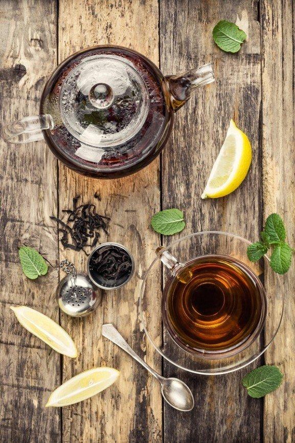 Чай - мощная профилактика деменции