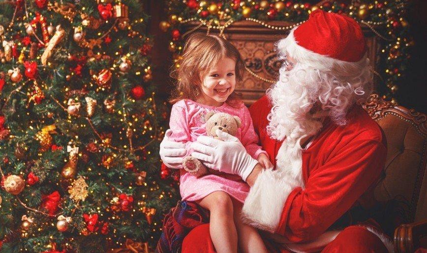 Перестаньте врать детям: Деда Мороза не существует