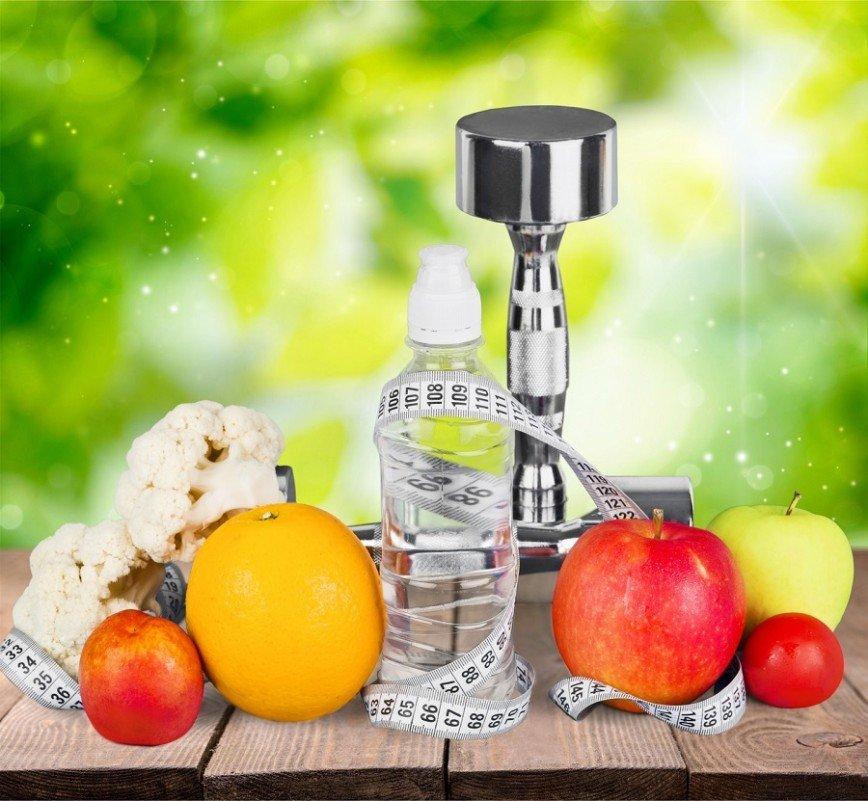 Похудеть к Новому году: советы звездного диетолога