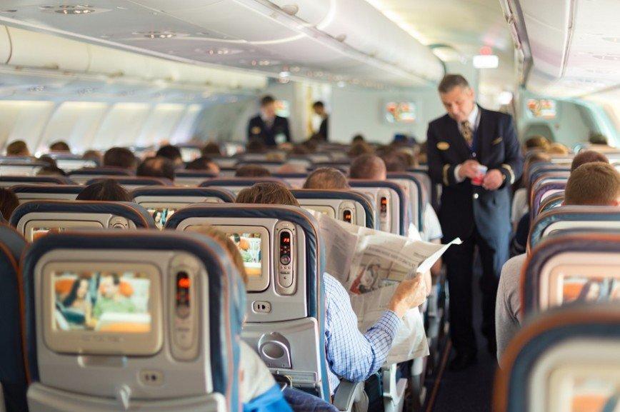 Авиакомпания представила самолет для крупных пассажиров