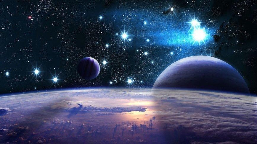 Космическое путешествие в передвижном Московском Планетарии