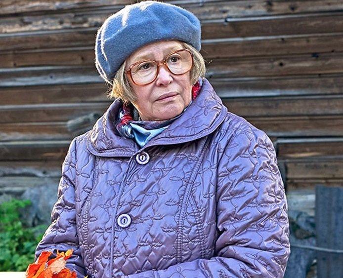Марина Неёлова возвращается в кино