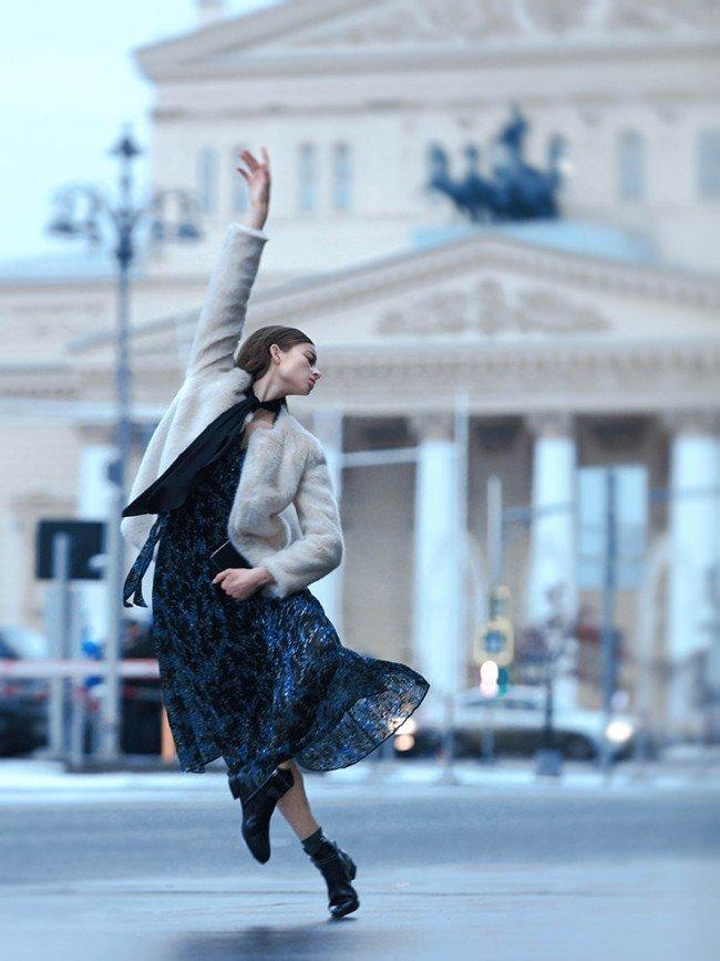 Русские балерины в рекламе любимого бренда Кейт Миддлтон