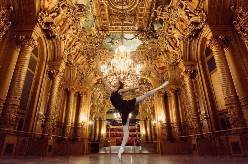 За сценой: взгляд на балет изнутри