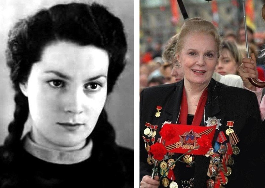Советские актёры-фронтовики