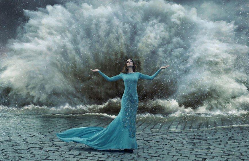 Сюрреализм на грани безумия в фото Конрада Бака