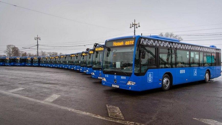 На Пасху в Москве пустят тысячу бесплатных автобусов