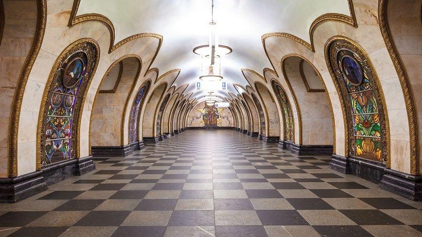 Московский метрополитен открыл экскурсионное бюро