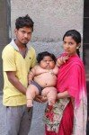 8-месячная малышка из Индии весит 17 килограммов