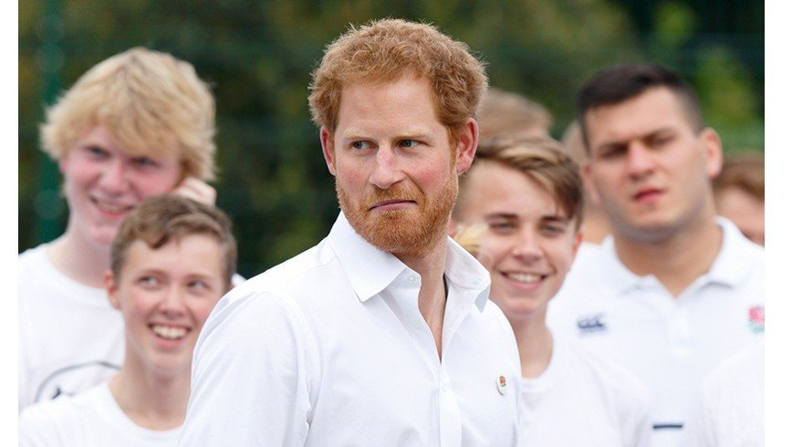 6-летняя девочка предложила принцу Гарри руку и сердце