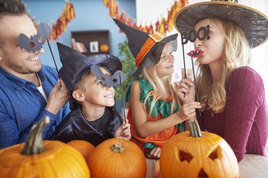 Число россиян, празднующих Хэллоуин, увеличилось вдвое