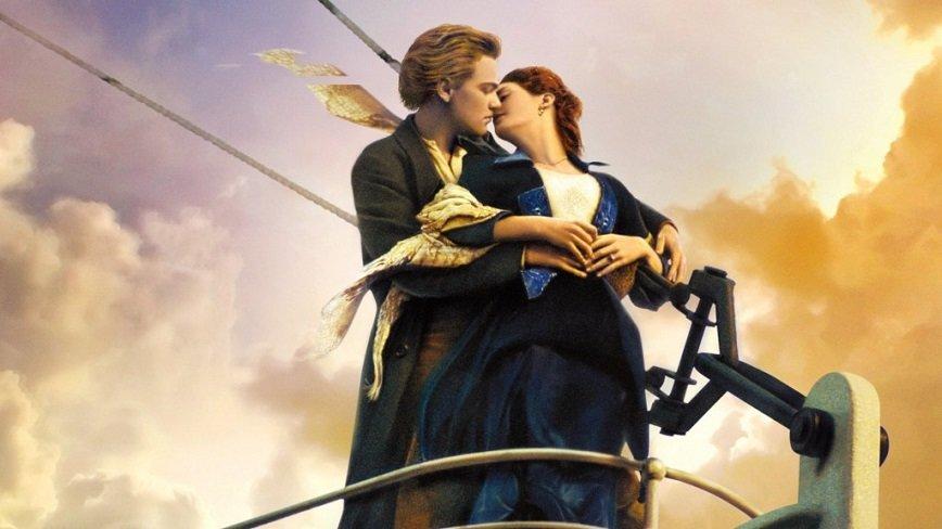Поцелуй Роуз и Джека - лучший в истории Голливуда