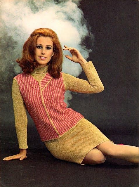 Яркое мини - прорыв 60-х