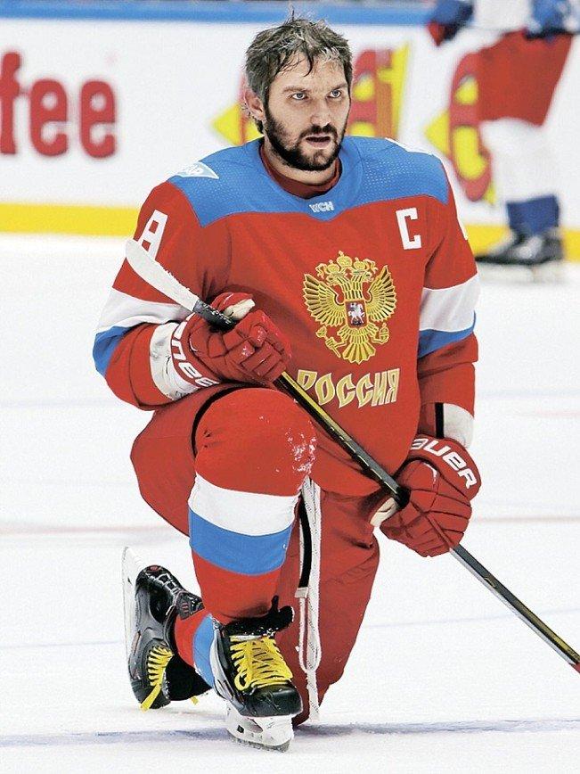 Александр Овечкин стал самой богатой российской знаменитостью