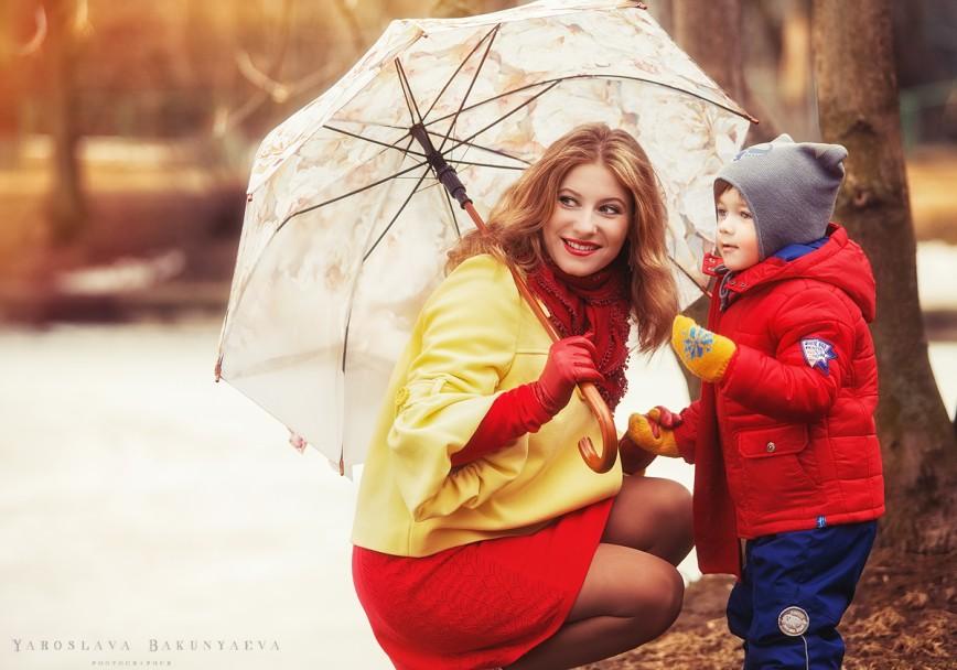 Автор: yara1, Фотозал: Радость материнства,