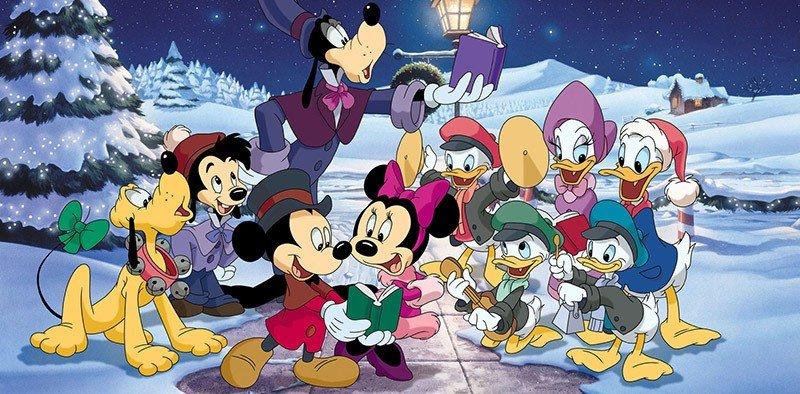Семейный просмотр: 7 популярных мультфильмов о Микки Маусе