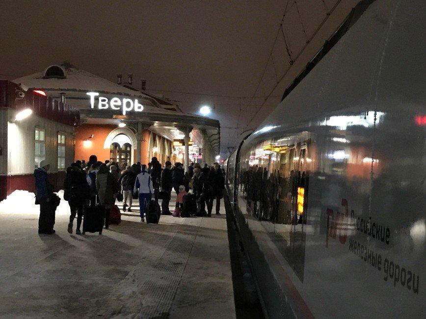 """""""Постой, паровоз"""": пассажирам застрявших """"Сапсанов"""" выплатят денежные компенсации"""