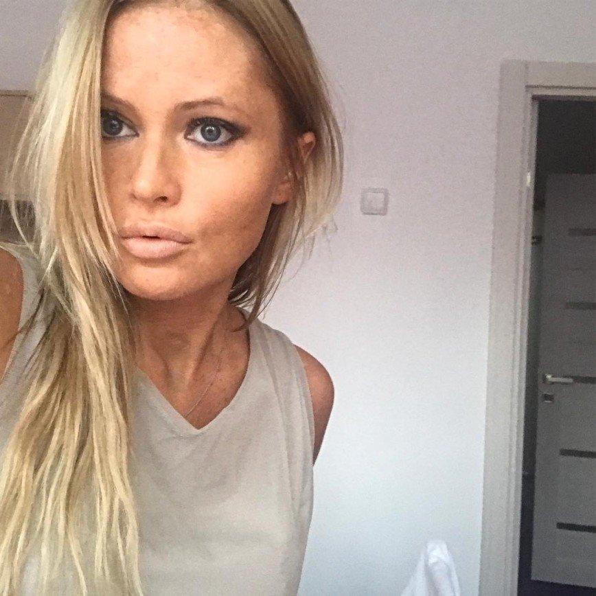 Дана Борисова стала лицом клиники реабилитации