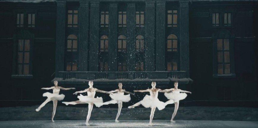 """""""Танцуем, как Матильда"""": юные балерины поддержали нашумевший фильм Учителя"""