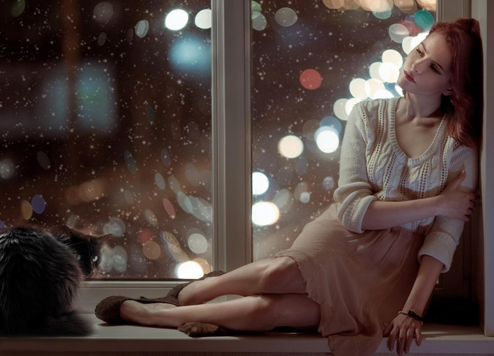 Почему мы не хотим встречать Новый год в одиночестве и так ли это грустно